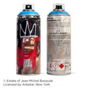 MTN Edición Limitada Jean-Michel Basquiat Azul Argo