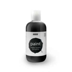 MTN Paint Tempera Base Agua 250 ml – 12 colores