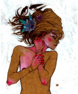 """del 3 al 30 de setembre de 2009 En Conrad Roset es un jove il·lustrador Terrassenc. Des de fa uns anys compagina els estudis de Belles Arts amb diferents col·la-boracions per diversos estudis de disseny, editorials i agencies de publicitat. Actualment treballa com a il·lustrador per la firma Zara. En aquesta exposició ens mostra un recull de la seva obra més personal i ambiciosa anomenada """"muses"""". A través d'aquesta intenta explorar les diferents formes del cos femení mitjançant la combinació de diferents tècniques i suports. En Conrad ens presenta un món a mig camí entre la sensualitat i la innocència. www.conradroset.blogspot.com www.conradroset.carbonmade.com"""
