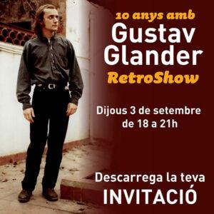 """Gustav Glander """"RetroShow"""""""