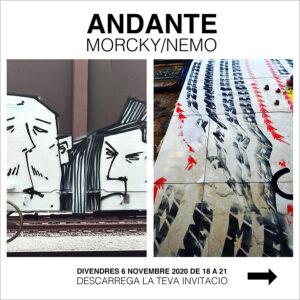"""Andante"" Morcky / Nemo"