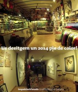 graffiti shop Barcelona MTN