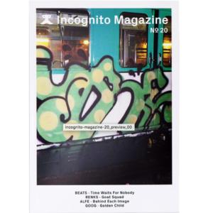 Incognito Magazine 20