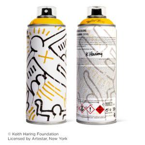 MTN Edición Limitada Keith Haring Amarillo