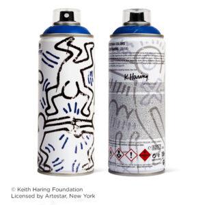 MTN Edición Limitada Keith Haring Azul Oscuro