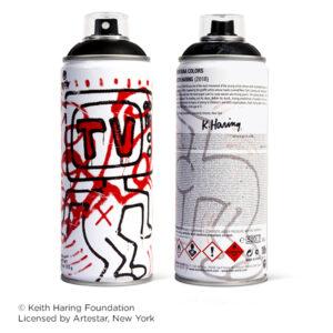 MTN Edición Limitada Keith Haring Negro