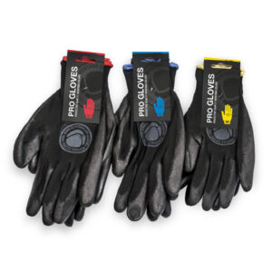 MTN PRO Gloves Color Negro