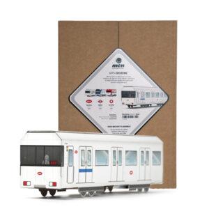 MTN System trains & Subway - metro-barcelona
