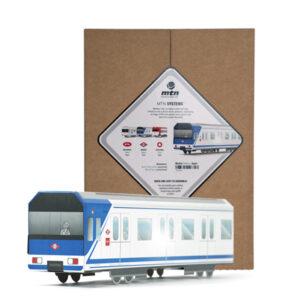 MTN System trains & Subway - metro-madrid
