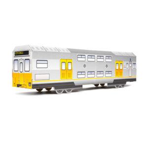 MTN System trains & Subway - sidney-train