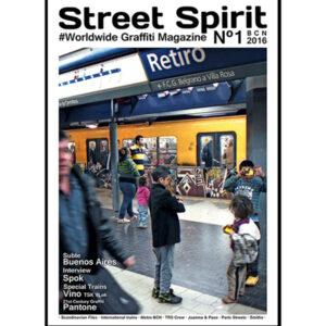 Street Spirit #1