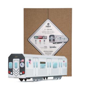 MTN System trains & Subway - subway-ny