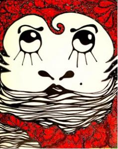 xposició:Matilda (Laia Pampalona) Il·lustracions en quadres, anells, arrecades, postals... de l'1 al 30 de setembre de 2005 Matilda. Aquest nom ens pot resultar graciós ja que no és gaire usual, i per això mateix ja ens crida l'atenció; en pensar qui es pot amagar darrera aquest nom ens imaginem una senyora d'edat avançada, una mascota, una nina de drap,.... però en la realitat aquest nom correspon a un projecte comú de dues artistes sabadallenques: la Cristina Brossa i la Laia Pampalona. La intenció que tenen és treballar conjuntament temes de disseny gràfic, il.lustracions, projeccions, videoinstal.lacions, i segurament un llarg etcètera degut al gran entusiasme en què ha nascut el projecte Matilda