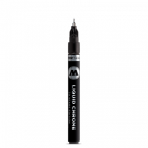 Rotulador efecto cromado Molotow Liquid Chrome 1mm