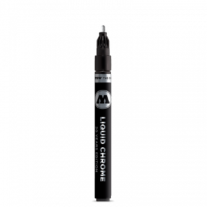 Rotulador efecto cromado Molotow Liquid Chrome 2mm