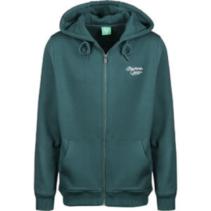 Montana handstyle by mina hooded zipper