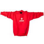 Sudadera MTN red - xxl-cat